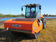 2015 Hamm H13ix Single drum rol