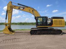 2011 Caterpillar 349EL Track ex