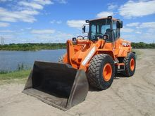 2012 Doosan DL220 Wheeled Loade
