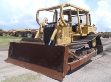 2008 Caterpillar D6T LGP Track