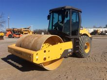 Volvo SD115D Single drum roller
