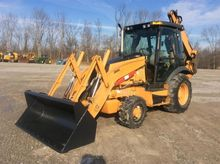 2011 Case 580N Rigid Backhoes