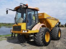 2010 Hydrema 912HM Articulated