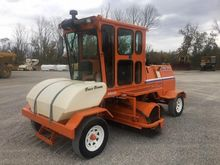 2013 Broce KR350 Sweeper