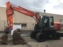 Used Hitachi ZX140 i