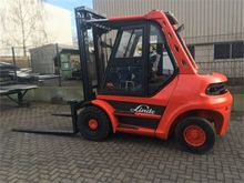 Used 2006 Linde H 50