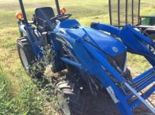 Used New Holland TC35 for sale  New Holland equipment & more | Machinio