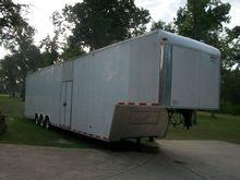 2007 UNITED Car Carrier Trailer