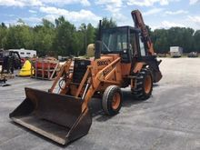 Used Case 580C TLB i
