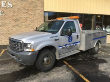 2004 Ford F350 4WD