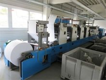 4-color offset printing press-r