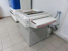 Printing plate developing machi