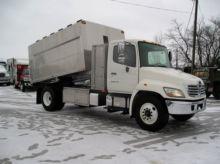 Used Hino 268 Dump truck for sale   Machinio