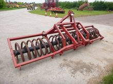 FARMFORCE 4m Rigid Front Press