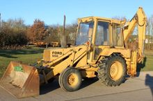 FORD 550 2wd Back Hoe Loader
