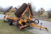 1984 SIMBA Mk2 6m Disc Harrows