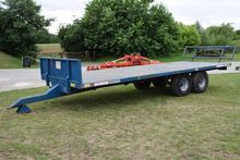 2006 AS MARSTON 22ft/6.5m 8 Ton