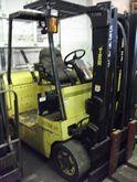2002 Hyster E80XL3 Forklift