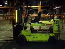 2003 Hyster E120XL3 Forklift