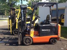 Used 2009 Doosan For
