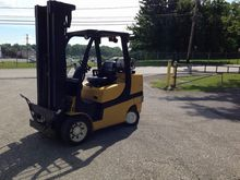 2009 Yale GLC080VXN Forklift