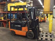 2009 Doosan BC30S-5 Forklift