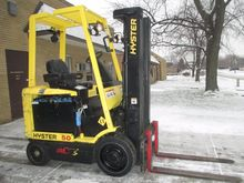 Used 2007 Hyster E50