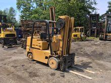 1985 Cat T80D Forklift