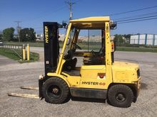 Used 2005 Hyster H60