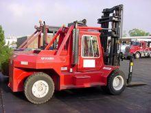 2000 Rigger Lift RS50 Forklift