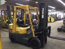 2005 TCM FCG25-3HL Forklift