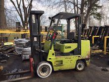 1990 Clark GCX40 Forklift