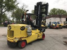 2002 Hoist Liftruck F400 Forkli