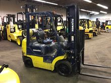 Komatsu FG20ST Forklift