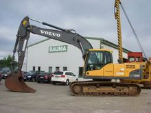 Used Volvo EC210# in