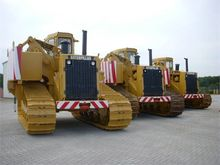 Caterpillar 589 pipelayer#