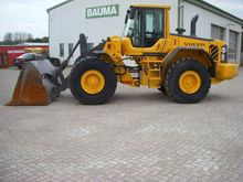 Used Volvo L120# in