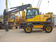 Used Volvo EW160# in