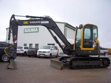 Used Volvo ECR88# in