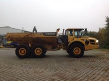 Used Volvo A 30# in