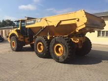 Used Volvo A 35# in