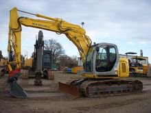 Used Holland Kobelco