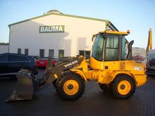 Used Volvo L35G# in