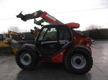 2012 Manitou MLT634-120