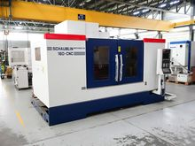 Used SCHAUBLIN 160 i