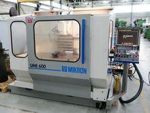1995 MIKRON UME 600