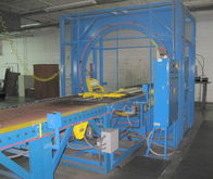 1995 Mac Pallet Wrapping Machin