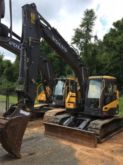 2014 Volvo ECR145DL Track excav