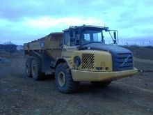 2008 Volvo A25E Articulated Dum