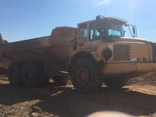 2004 Volvo A30D Articulated Dum